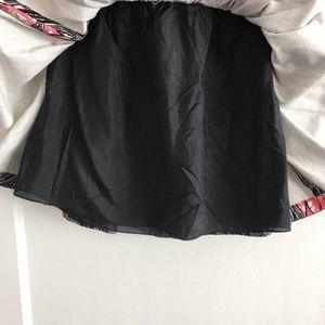 THAKOON Starry Nights Mini Skirt